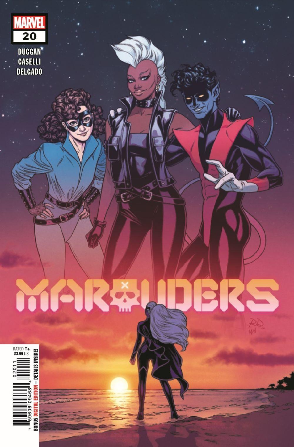 MARAUDERS2019020_Preview-1 ComicList Previews: MARAUDERS #20