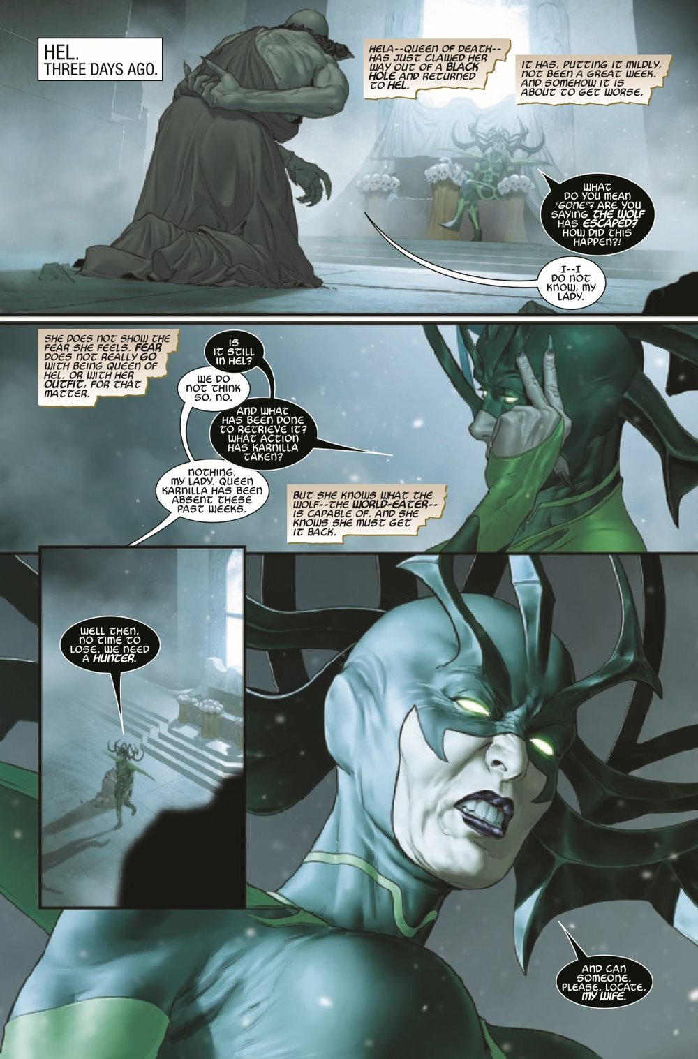 MIGHTYVALKYRIES2021001_Preview-4 ComicList Previews: THE MIGHTY VALKYRIES #1 (OF 5)