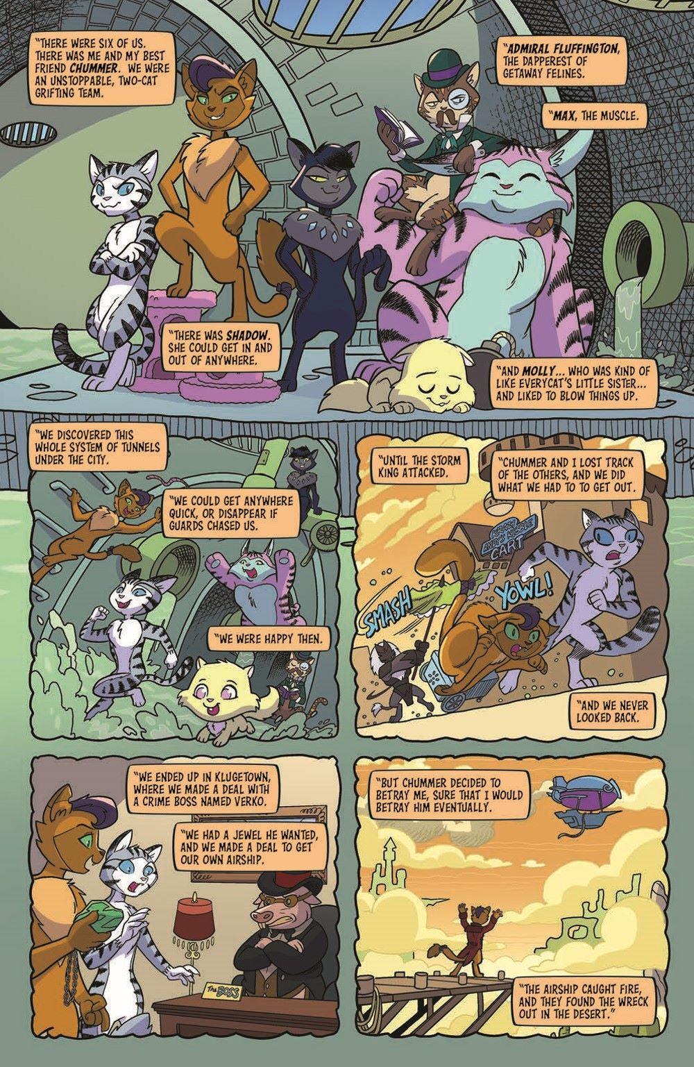 MLP96-pr-6 ComicList Previews: MY LITTLE PONY FRIENDSHIP IS MAGIC #96