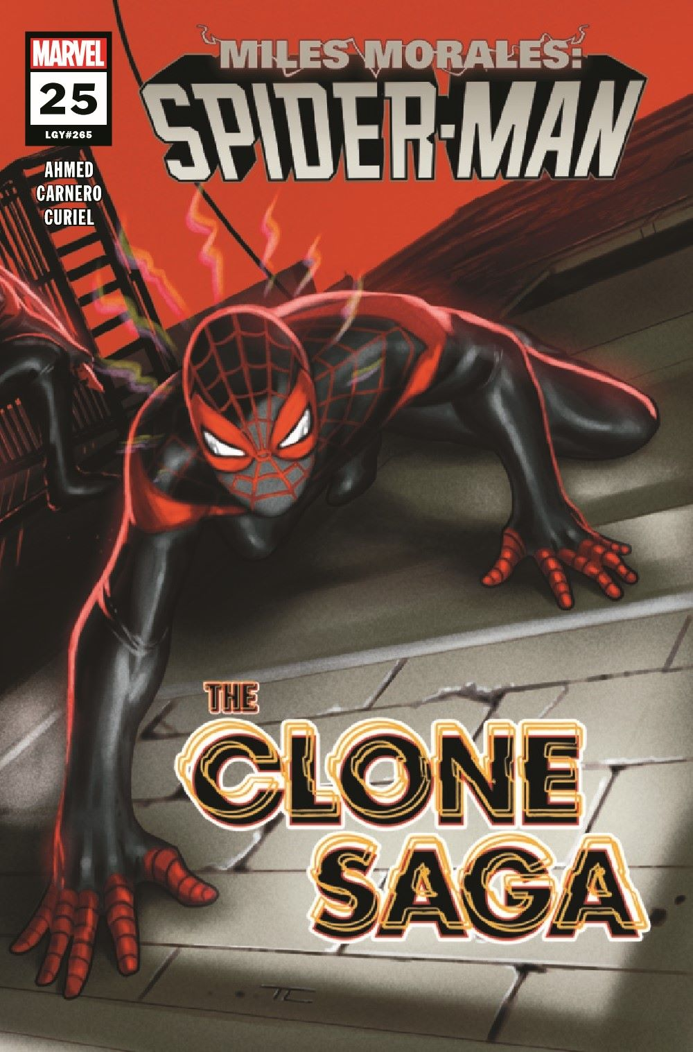 MMSM2018025_Preview-1 ComicList Previews: MILES MORALES SPIDER-MAN #25
