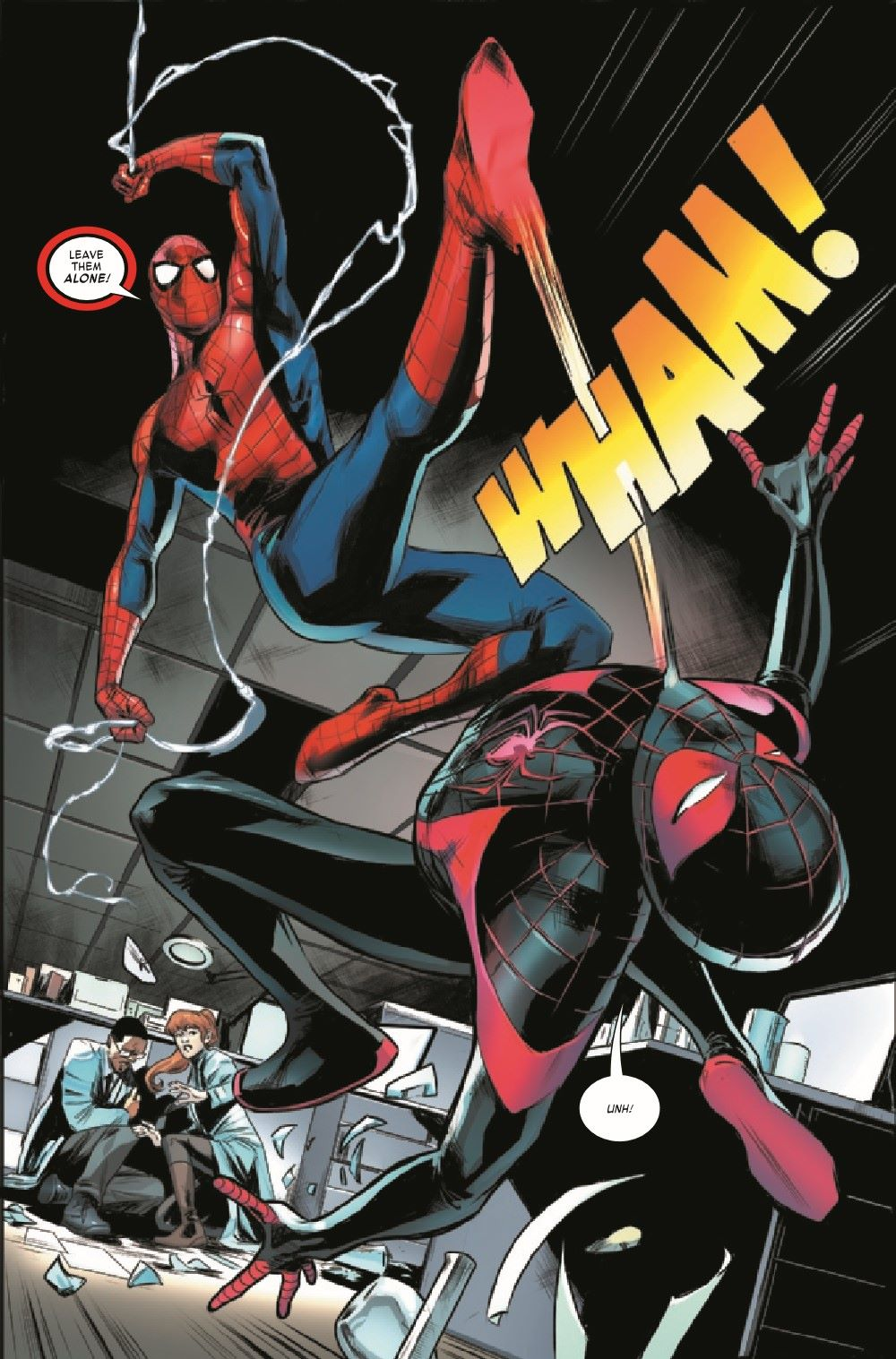 MMSM2018025_Preview-6 ComicList Previews: MILES MORALES SPIDER-MAN #25