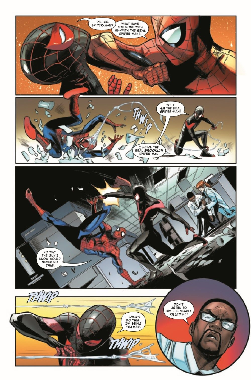 MMSM2018025_Preview-7 ComicList Previews: MILES MORALES SPIDER-MAN #25
