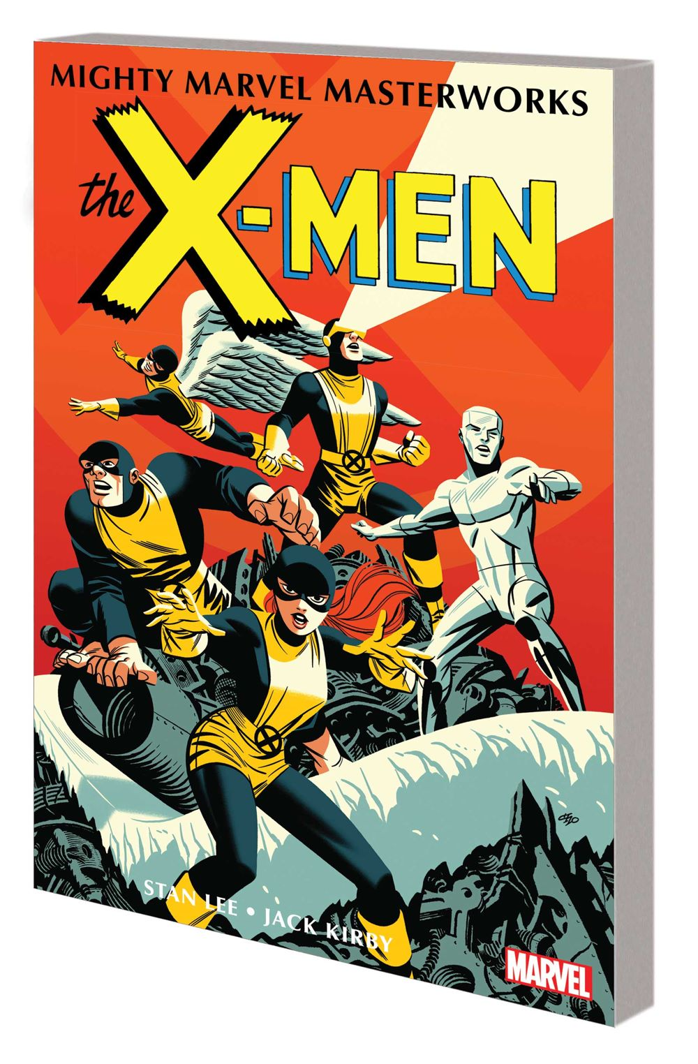 MM_XMEN001GN_TPB Marvel Comics July 2021 Solicitations