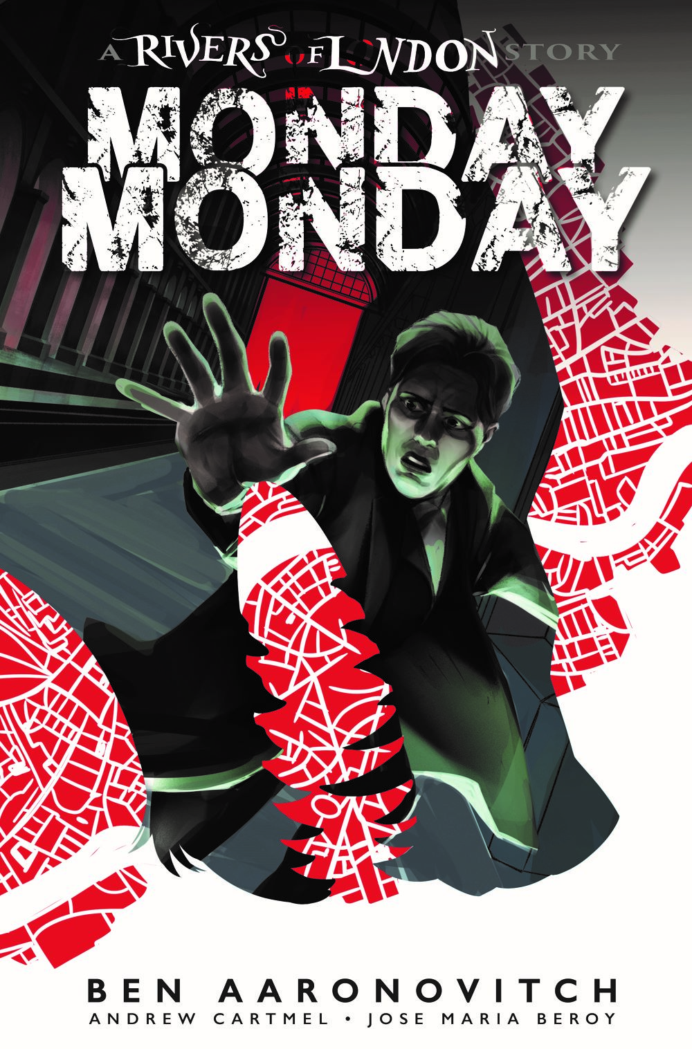 MONDAY-MONDAY-1-COVER-C-GLASS Titan Comics July 2021 Solicitations