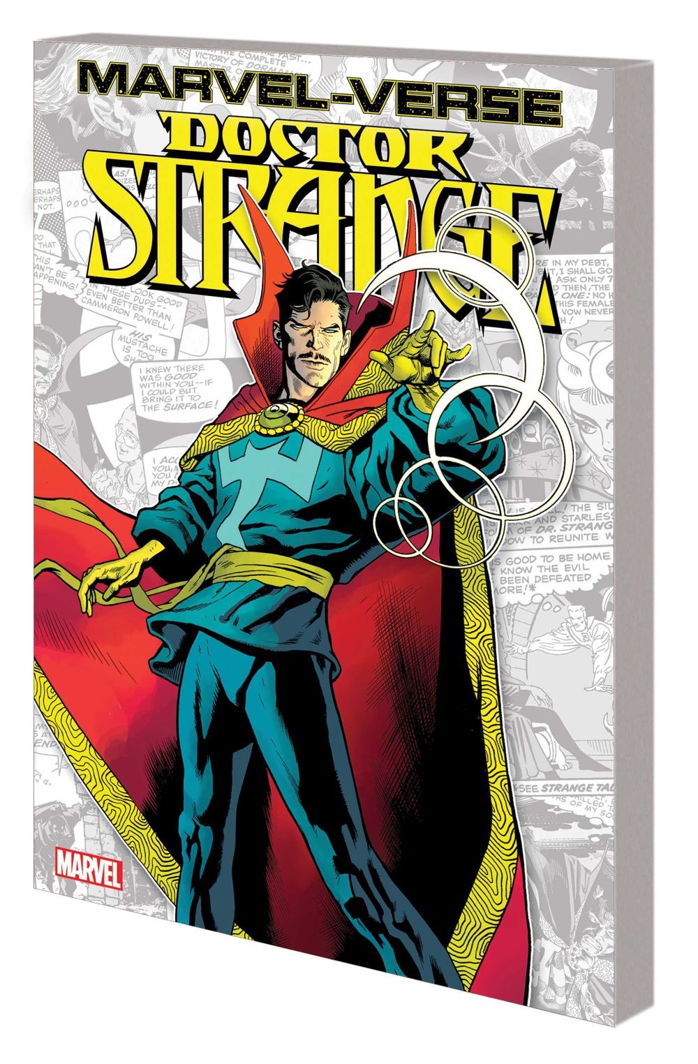 MV_DRSTRANGE_GN_TPB Marvel Comics July 2021 Solicitations