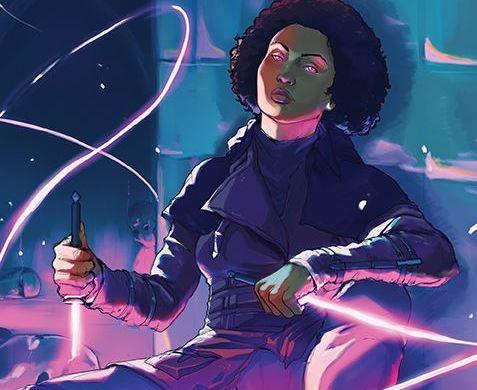 Magic_001_Cover_D_Planeswalker ComicList Previews: MAGIC #1