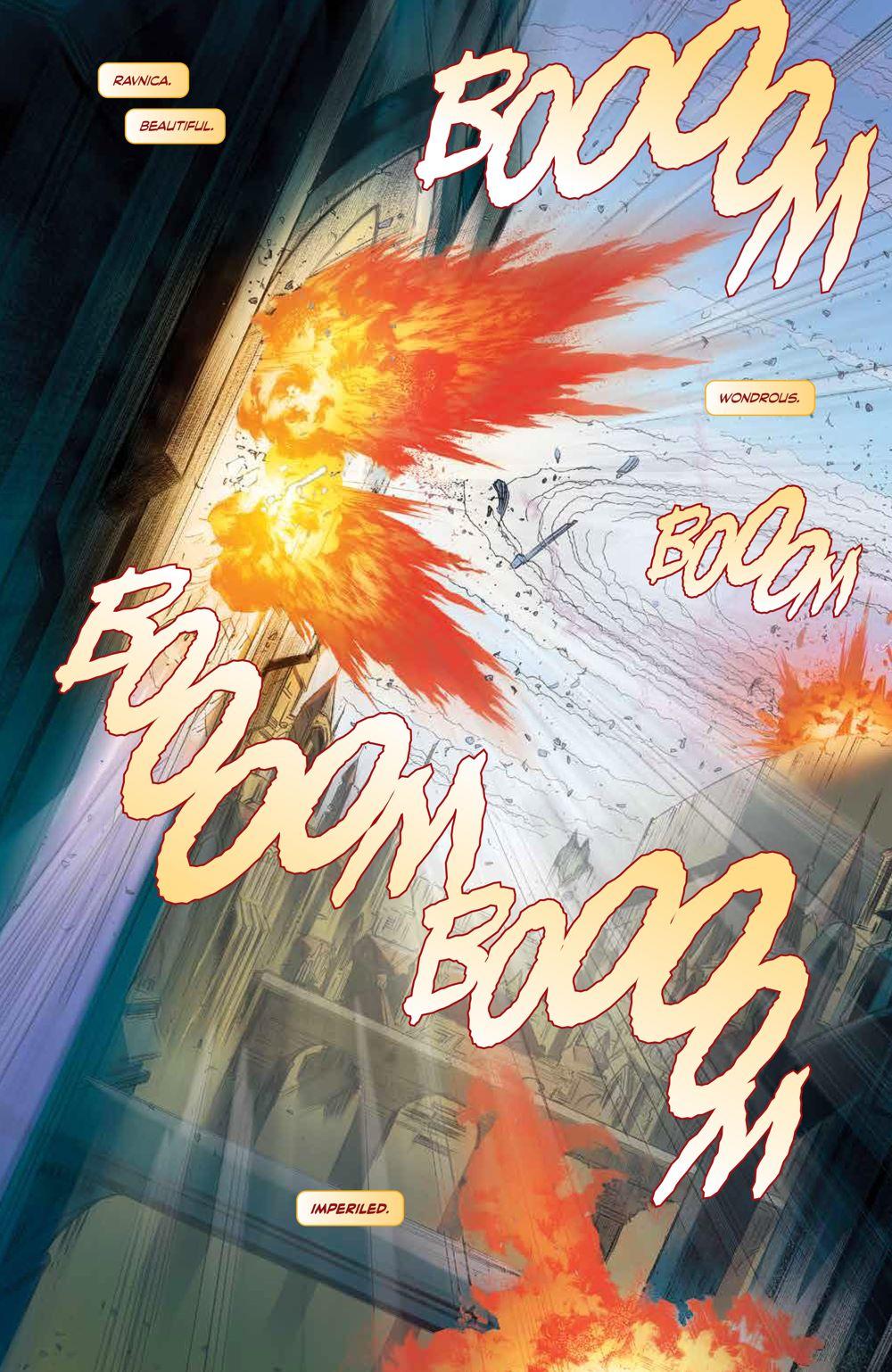 Magic_001_PRESS_8 ComicList Previews: MAGIC #1