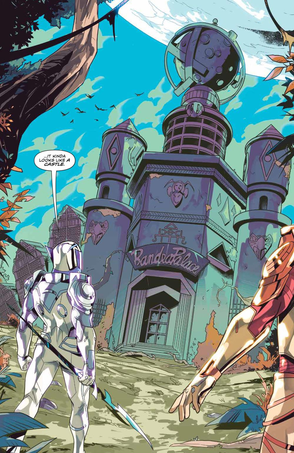 MightyMorphin_006_PRESS_6 ComicList Previews: MIGHTY MORPHIN #6