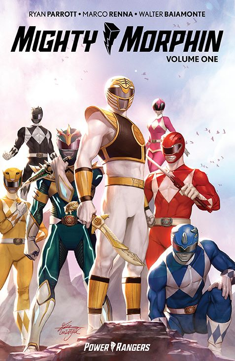 MightyMorphin_v1_SC_Cover ComicList: BOOM! Studios New Releases for 05/05/2021