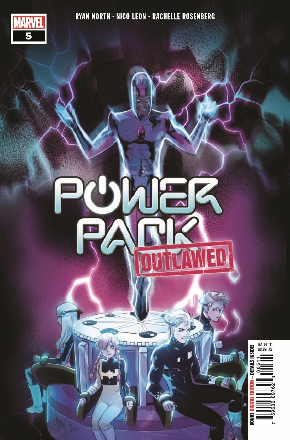 PWRPAC2020005_Preview-1 ComicList Previews: POWER PACK #5 (OF 5)