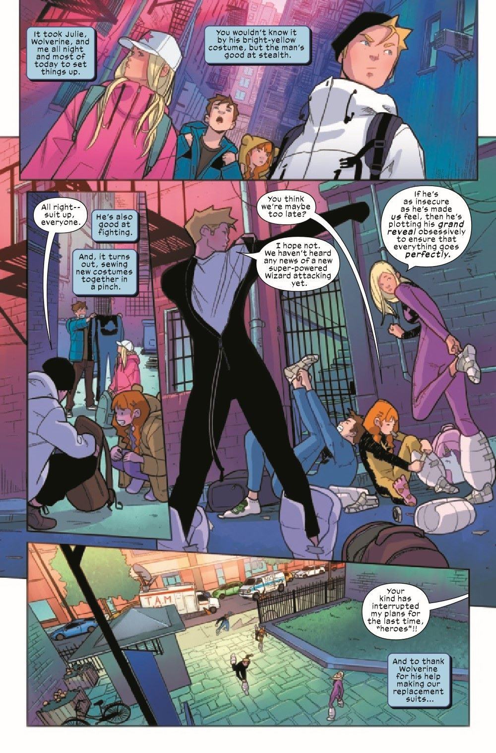 PWRPAC2020005_Preview-3 ComicList Previews: POWER PACK #5 (OF 5)