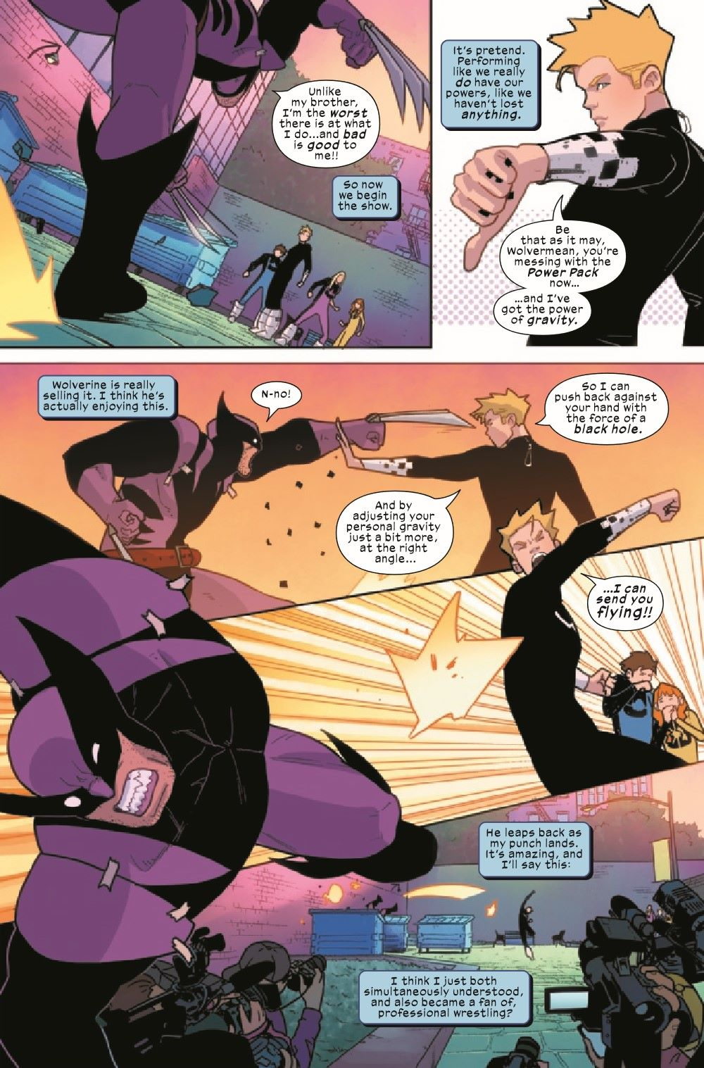 PWRPAC2020005_Preview-5 ComicList Previews: POWER PACK #5 (OF 5)