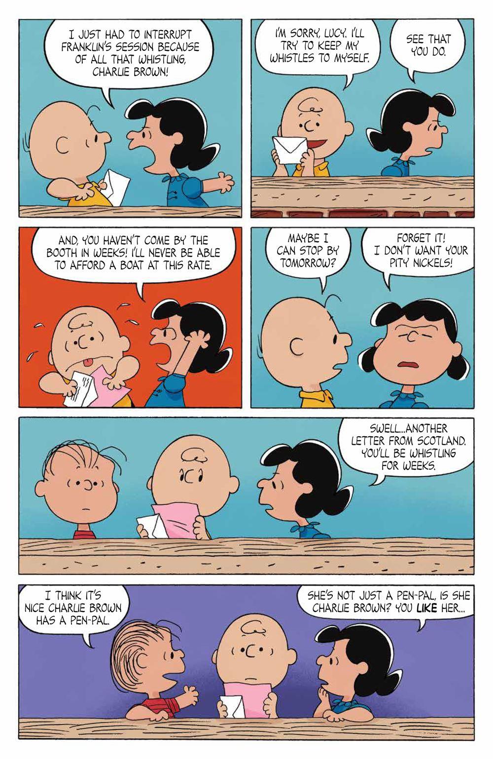 Peanuts_OGN_ScotlandBound_SC_PRESS_11 ComicList Previews: PEANUTS SCOTLAND BOUND CHARLIE BROWN GN