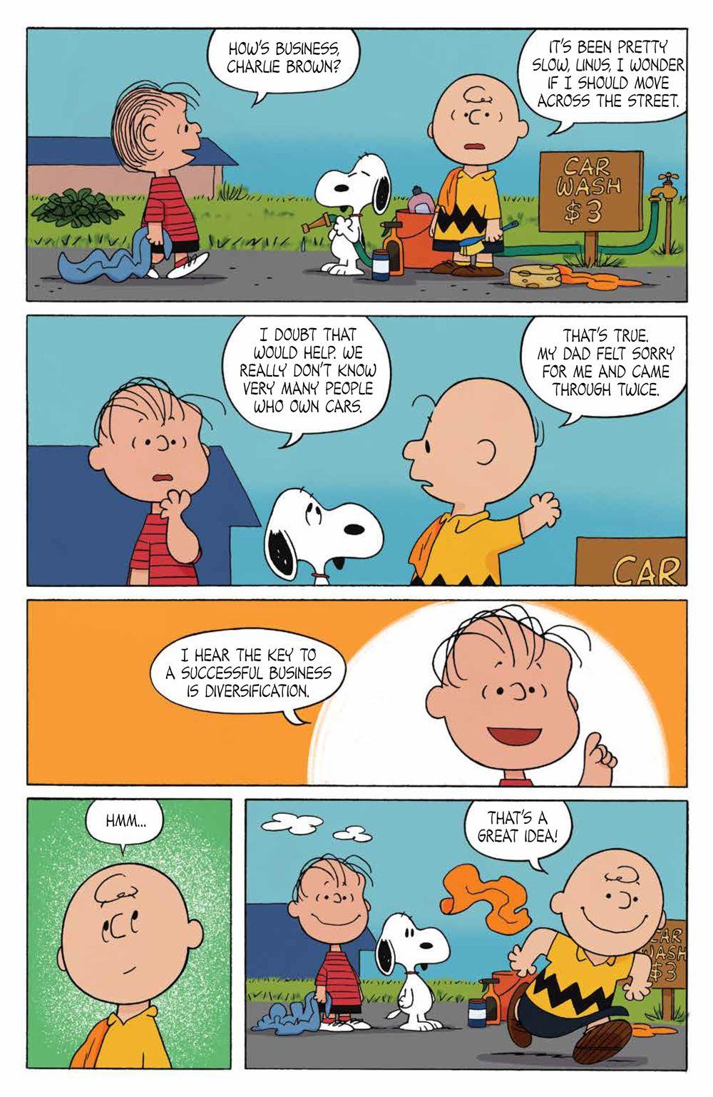 Peanuts_OGN_ScotlandBound_SC_PRESS_19 ComicList Previews: PEANUTS SCOTLAND BOUND CHARLIE BROWN GN