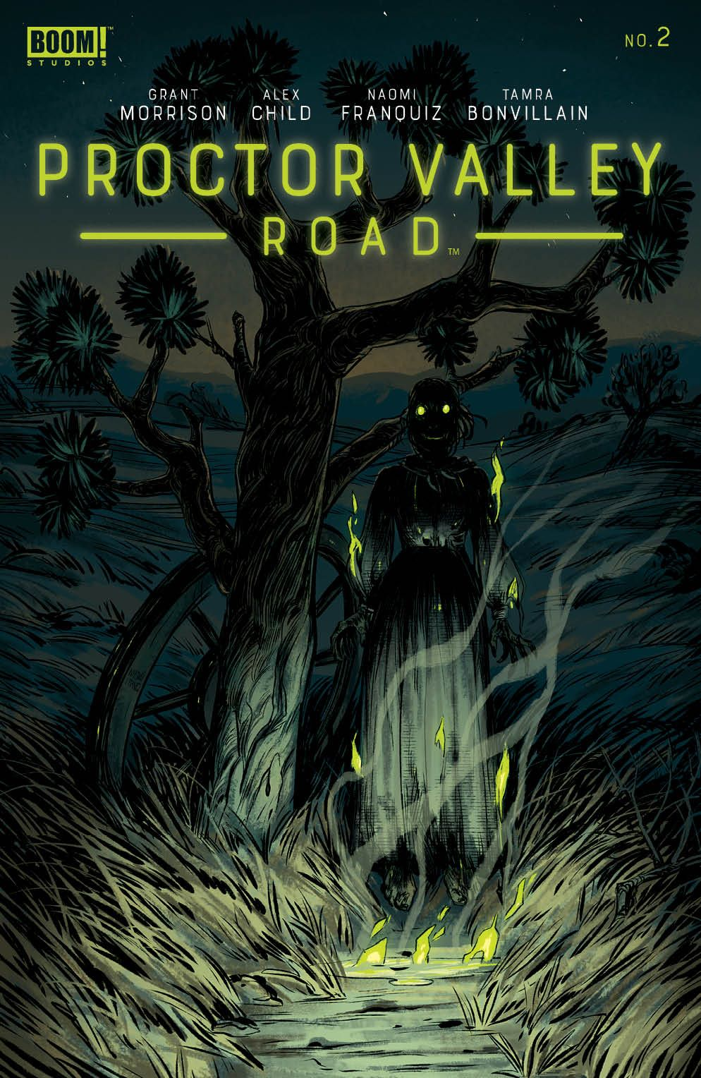 ProctorValleyRoad_002_Cover_A_Main ComicList Previews: PROCTOR VALLEY ROAD #2 (OF 5)