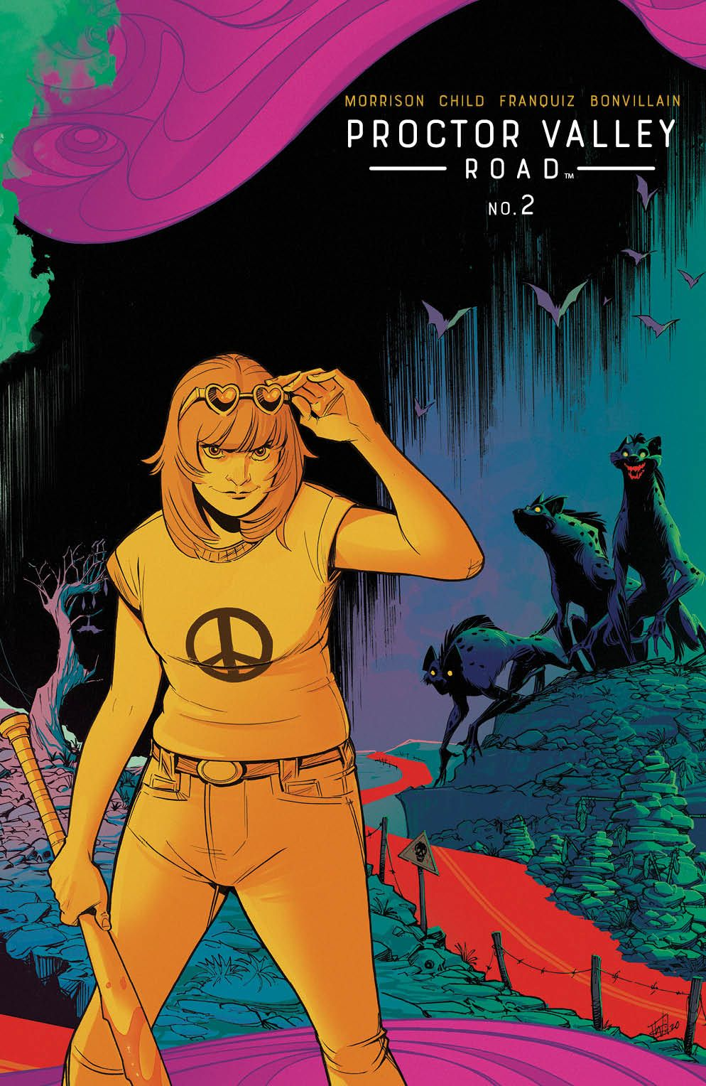 ProctorValleyRoad_002_Cover_B_Variant ComicList Previews: PROCTOR VALLEY ROAD #2 (OF 5)