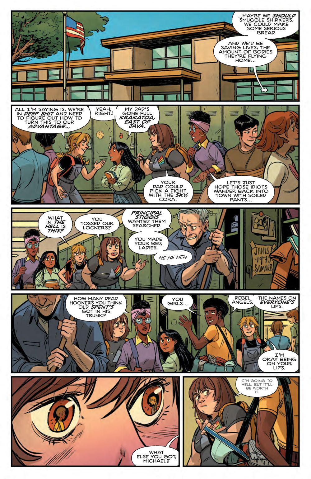 ProctorValleyRoad_002_PRESS_4 ComicList Previews: PROCTOR VALLEY ROAD #2 (OF 5)