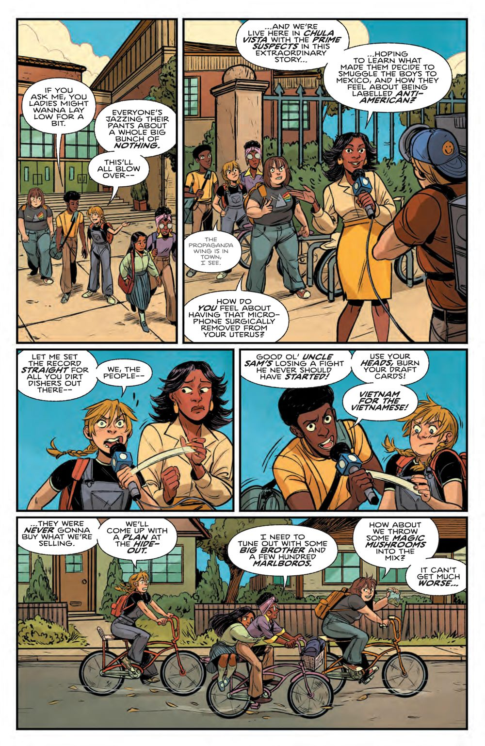ProctorValleyRoad_002_PRESS_5 ComicList Previews: PROCTOR VALLEY ROAD #2 (OF 5)