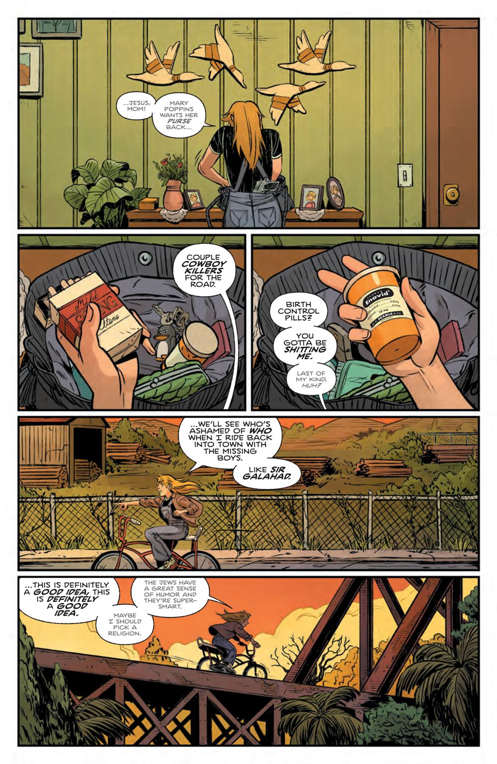 ProctorValleyRoad_002_PRESS_8 ComicList Previews: PROCTOR VALLEY ROAD #2 (OF 5)