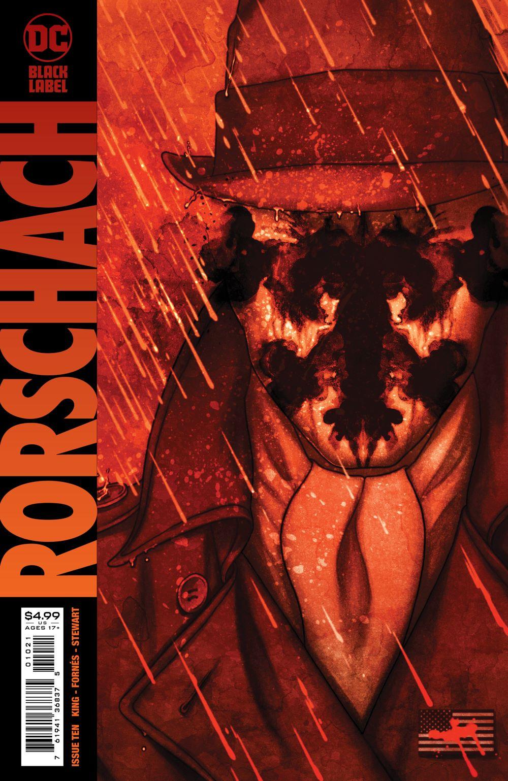 RORSCHACH_Cv10_var DC Comics July 2021 Solicitations