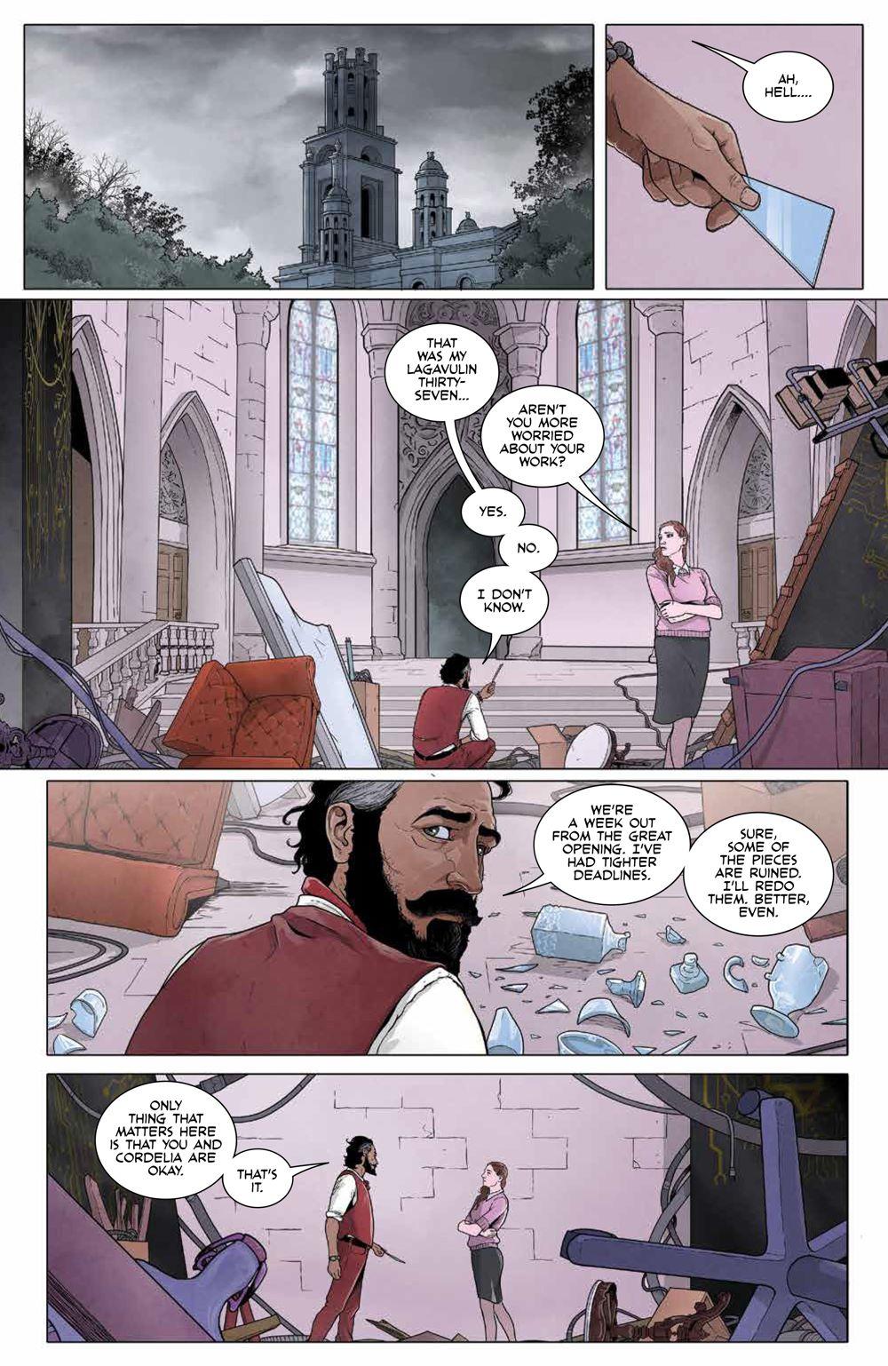 RedMother_v3_SC_PRESS_18 ComicList Previews: RED MOTHER VOLUME 3 TP