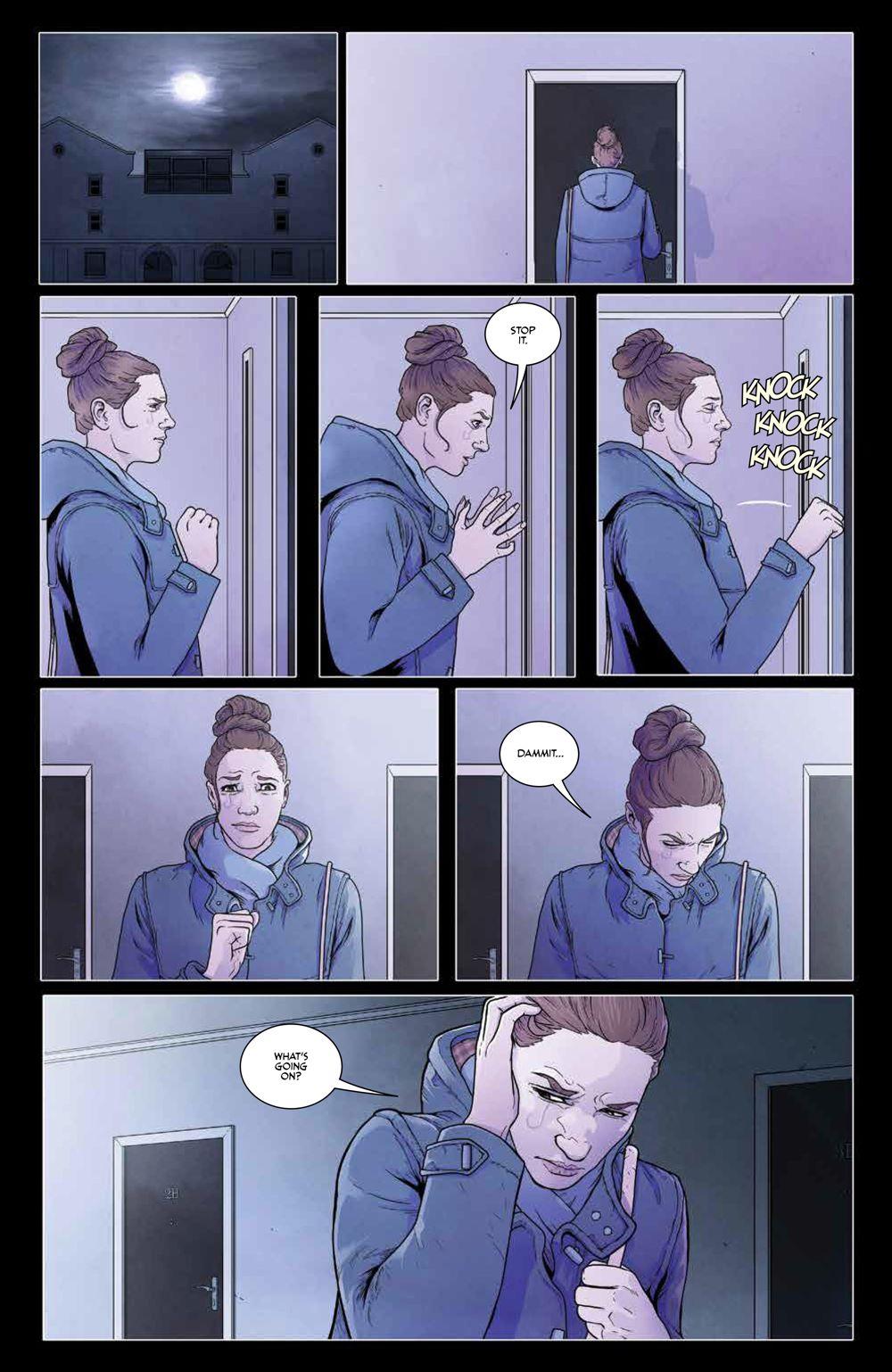 RedMother_v3_SC_PRESS_23 ComicList Previews: RED MOTHER VOLUME 3 TP