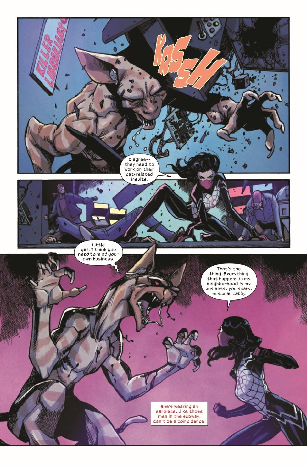 SILK2021002_Preview-6 ComicList Previews: SILK #2 (OF 5)
