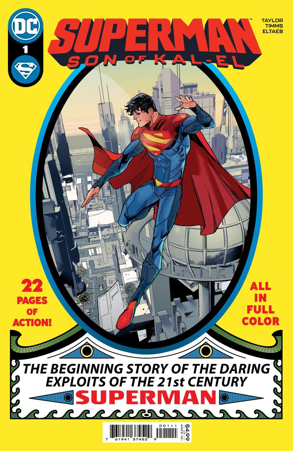 SMSOKE_Cv1 DC Comics July 2021 Solicitations