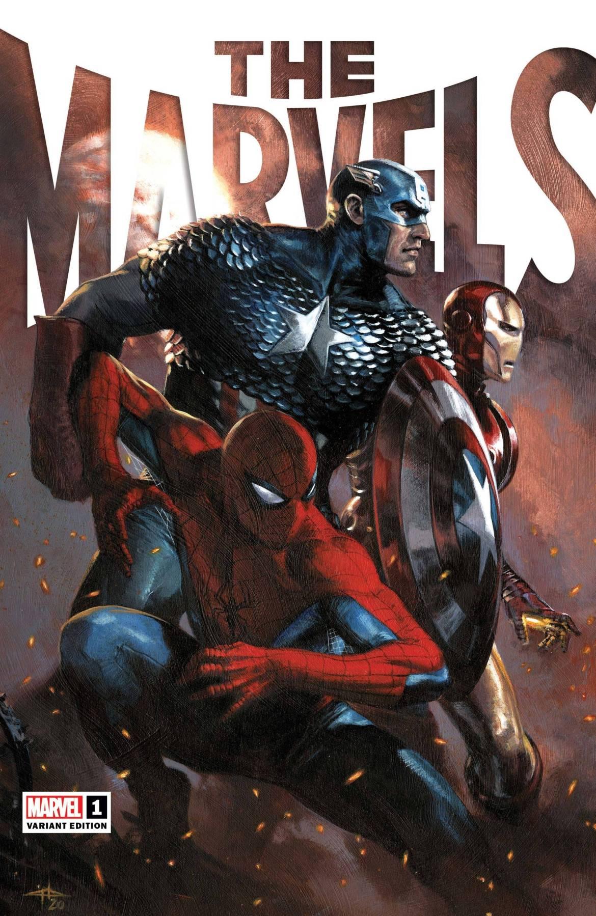STL155122 ComicList: Marvel Comics New Releases for 04/28/2021
