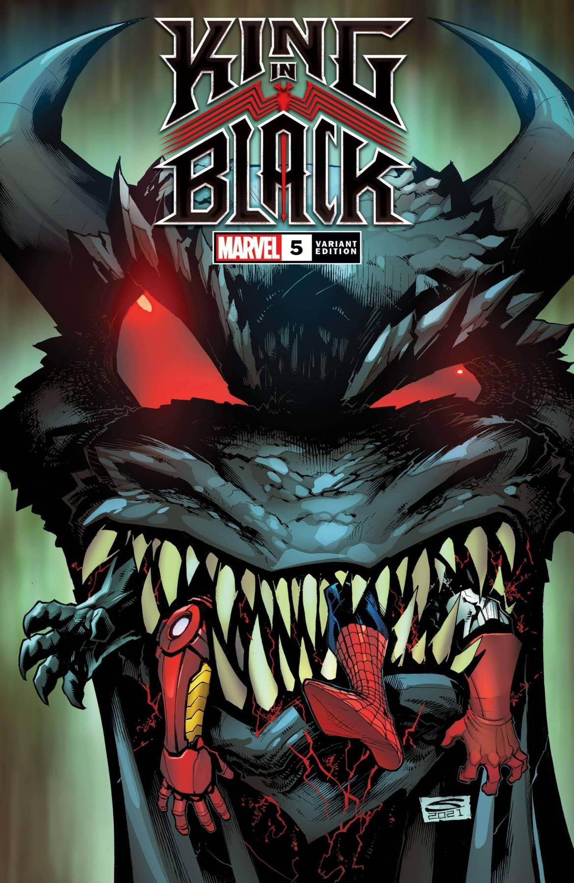 STL180520 ComicList: Marvel Comics New Releases for 04/07/2021