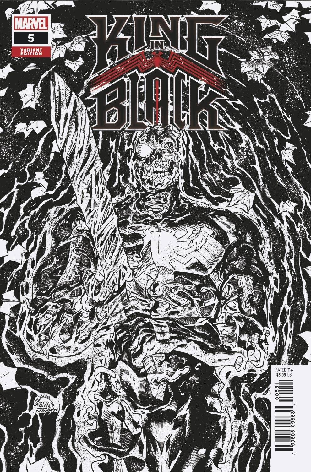 STL180522 ComicList: Marvel Comics New Releases for 04/07/2021