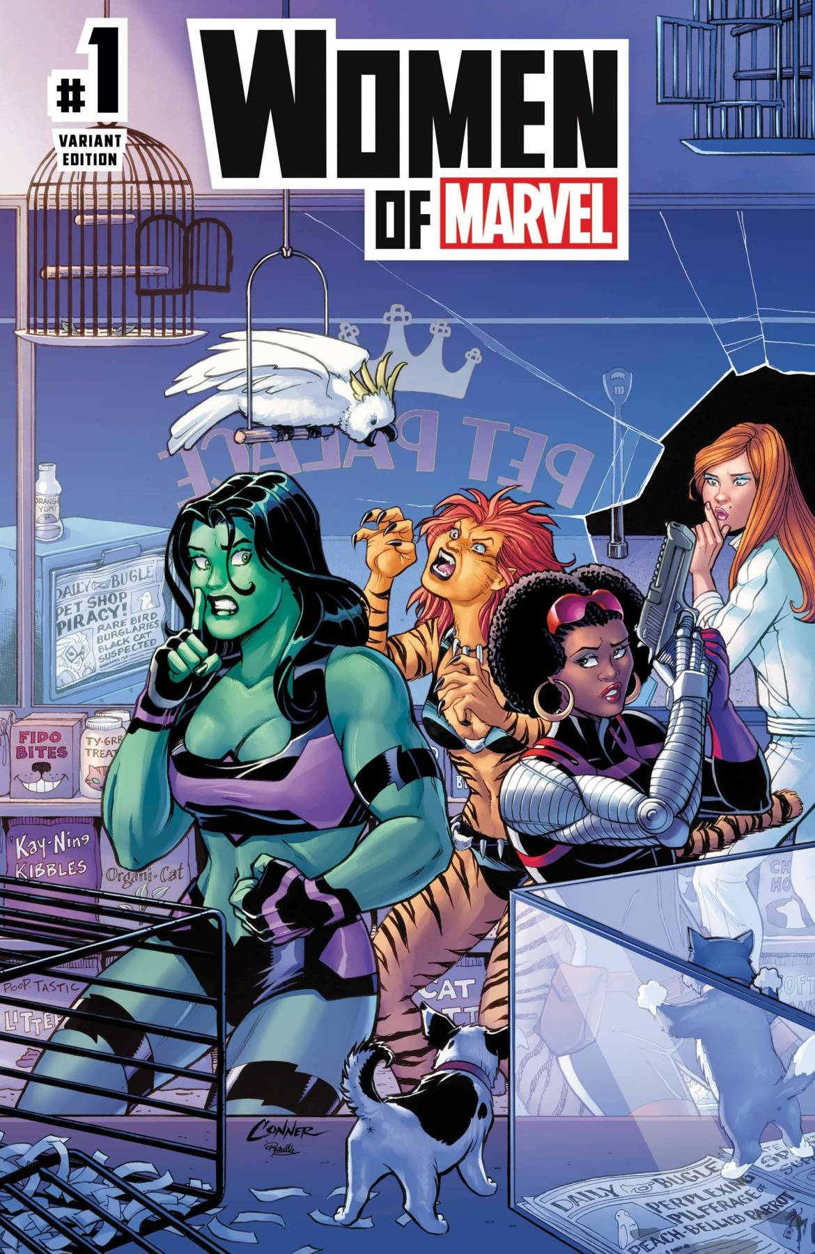 STL182296 ComicList: Marvel Comics New Releases for 04/21/2021
