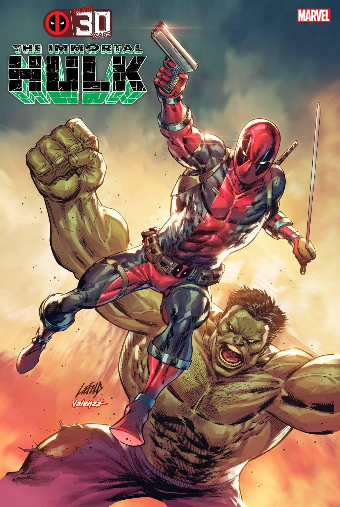 STL184926 ComicList: Marvel Comics New Releases for 04/07/2021