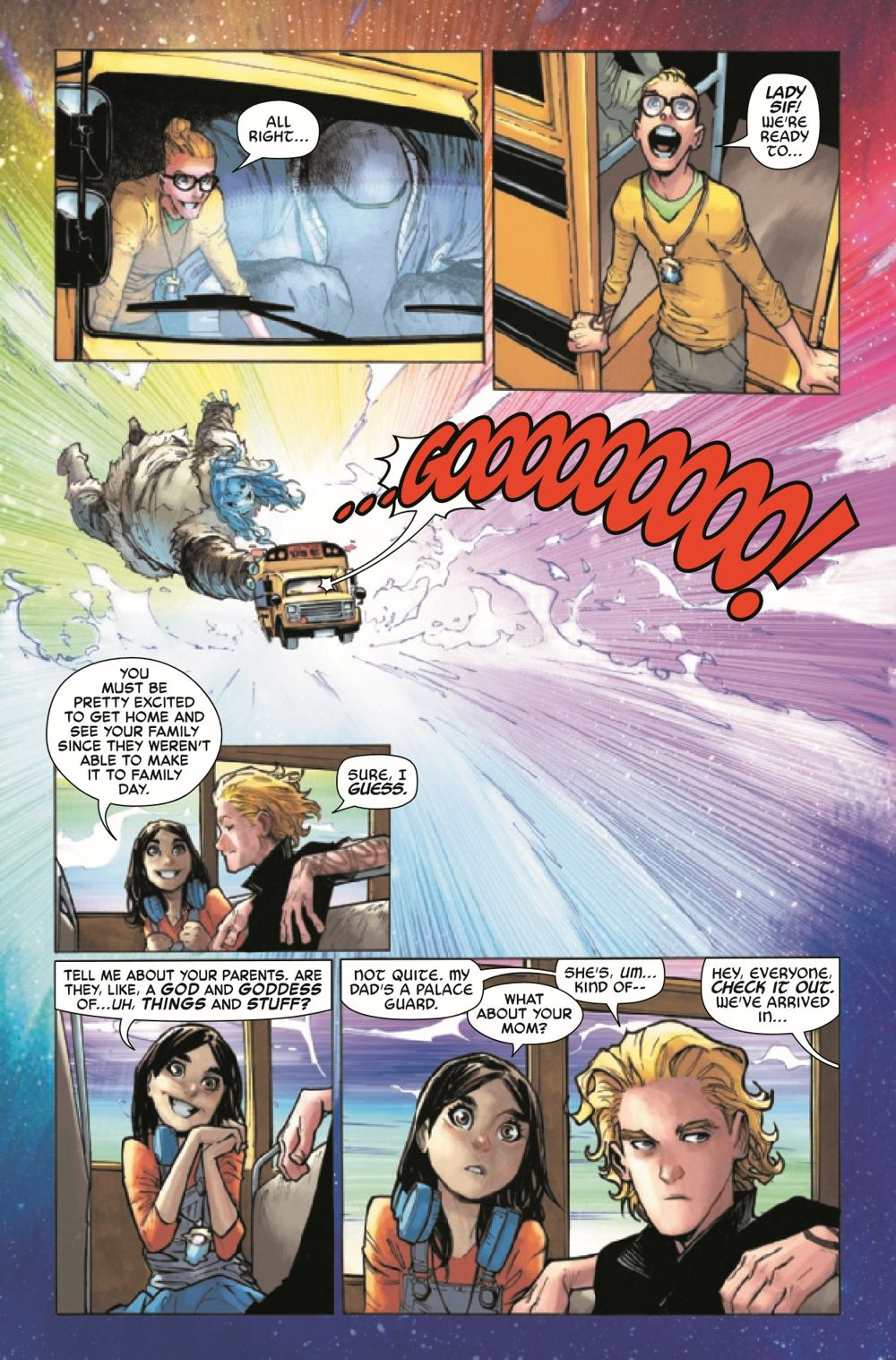 STRACADEMY2020010_Preview-5 ComicList Previews: STRANGE ACADEMY #10