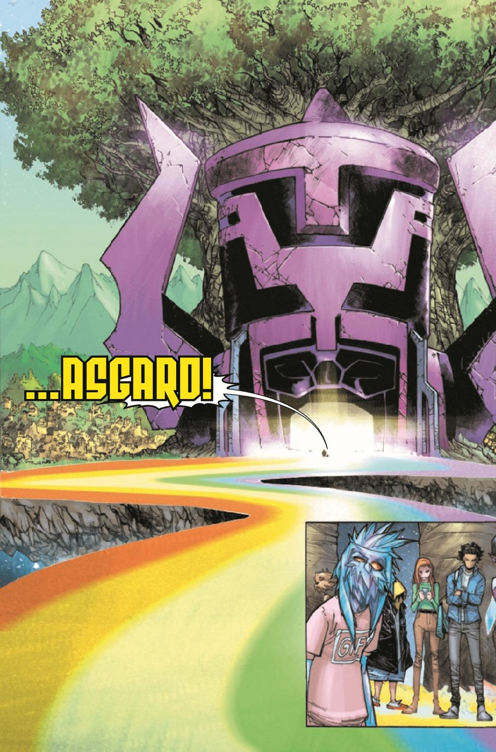 STRACADEMY2020010_Preview-6 ComicList Previews: STRANGE ACADEMY #10