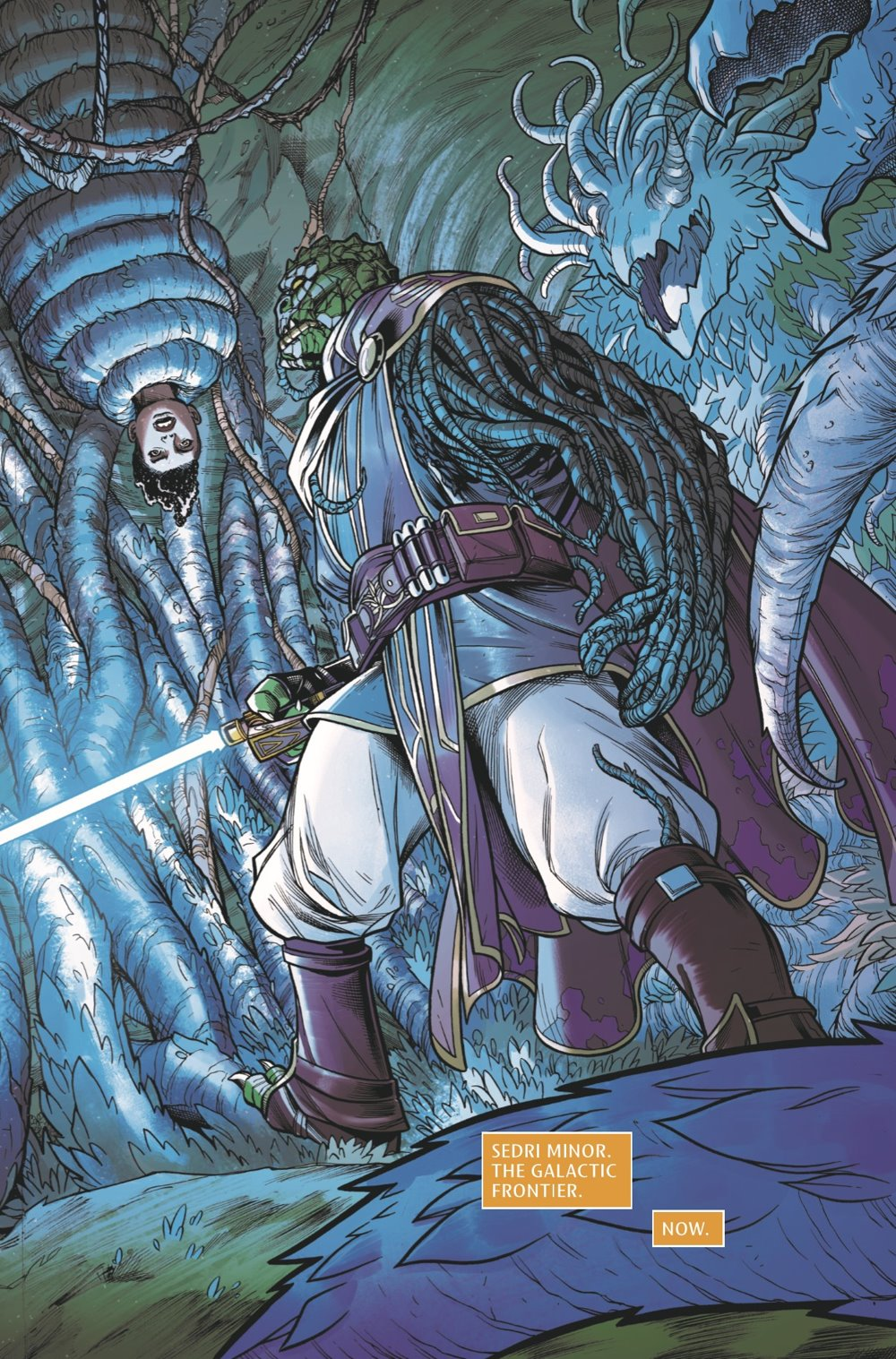 STWHIGHREP2021004_Preview-6 ComicList Previews: STAR WARS THE HIGH REPUBLIC #4