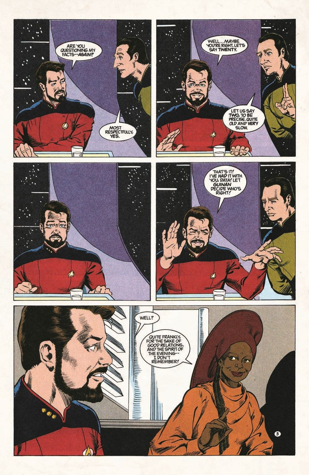 ST_TNG-TheGift-pr-5 ComicList Previews: STAR TREK THE NEXT GENERATION THE GIFT #1