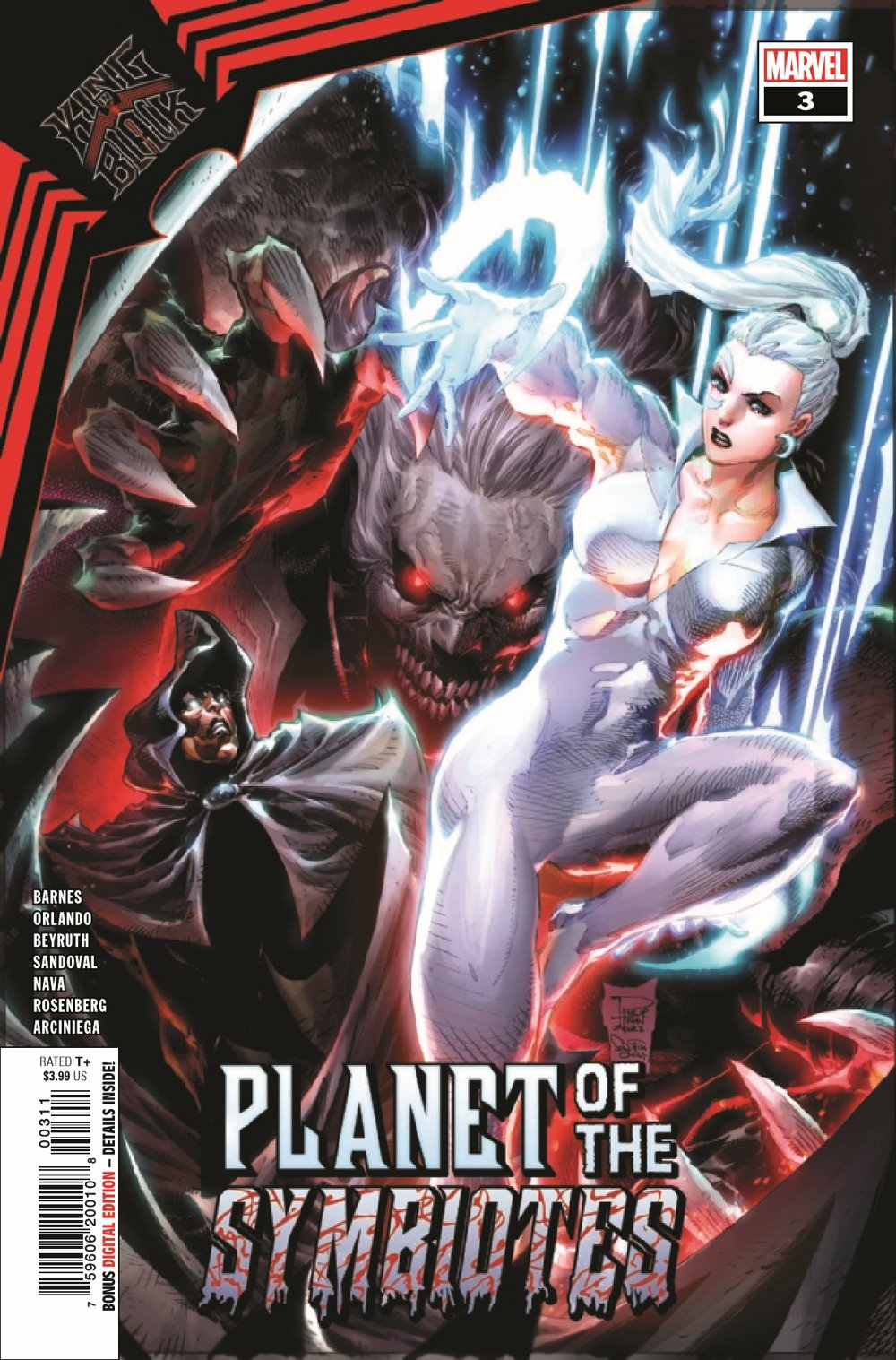 SYMBIOTESKIB2021003_Preview-1 ComicList Previews: KING IN BLACK PLANET OF THE SYMBIOTES #3 (OF 3)