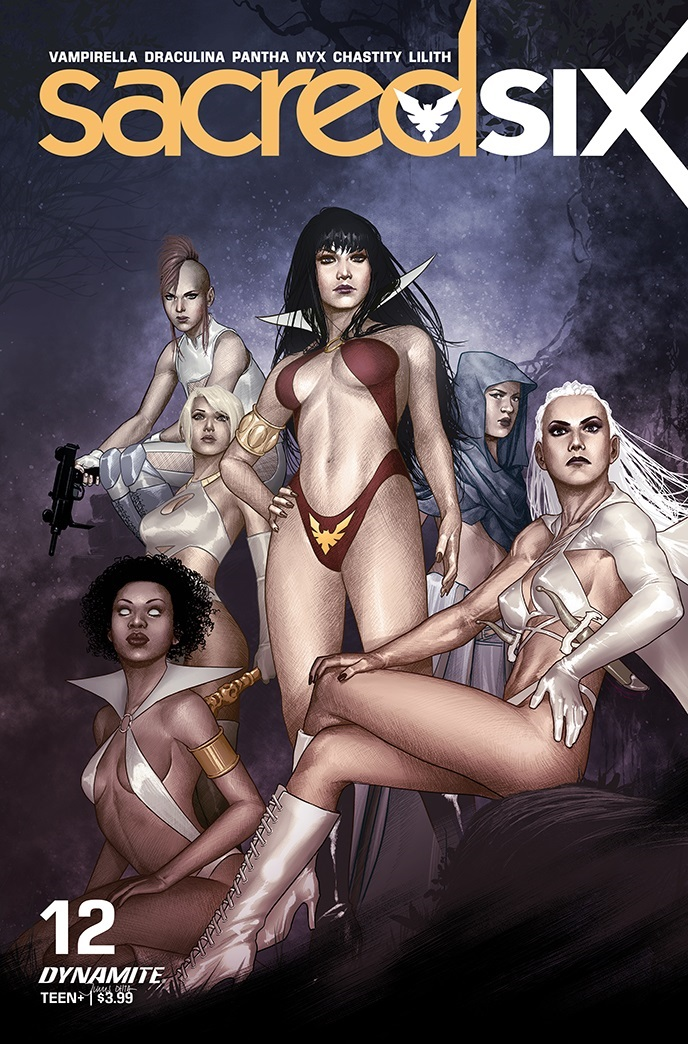 SacredSix-12-12021-B-Ohta Dynamite Entertainment July 2021 Solicitations