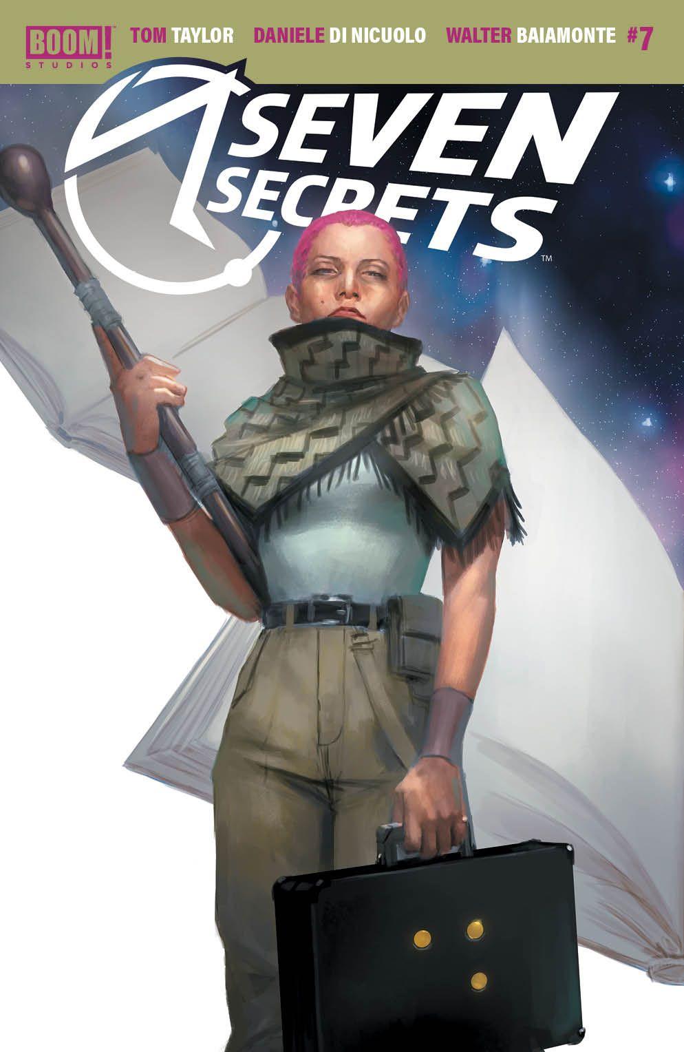 SevenSecrets_007_Cover_C_Connecting ComicList Previews: SEVEN SECRETS #7