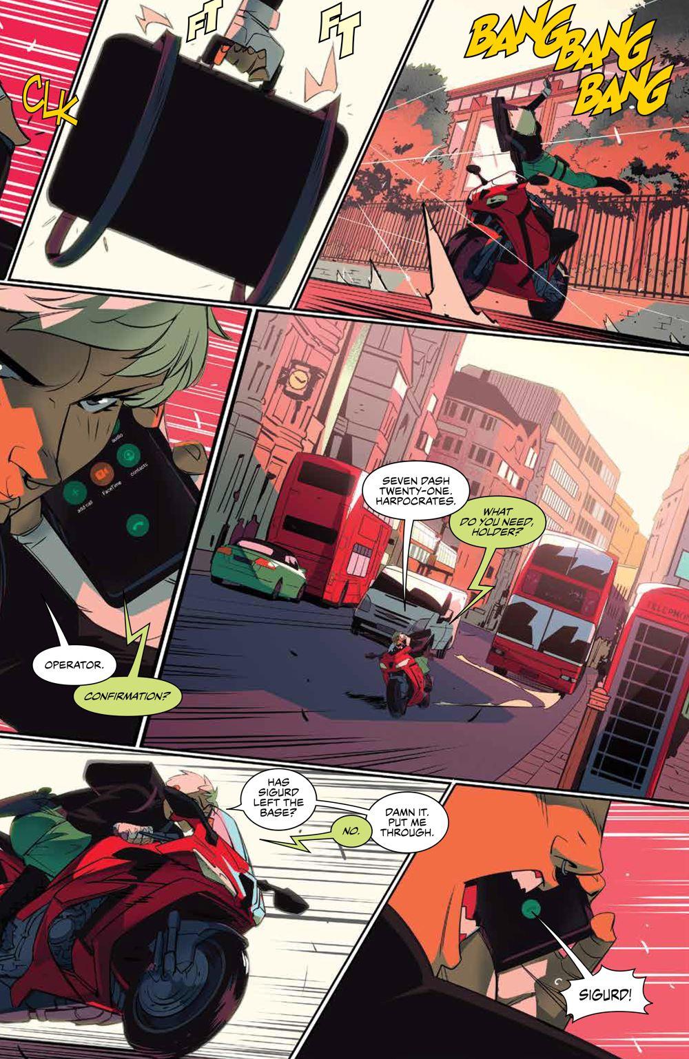 SevenSecrets_v1_SC_PRESS_15 ComicList Previews: SEVEN SECRETS VOLUME 1 TP