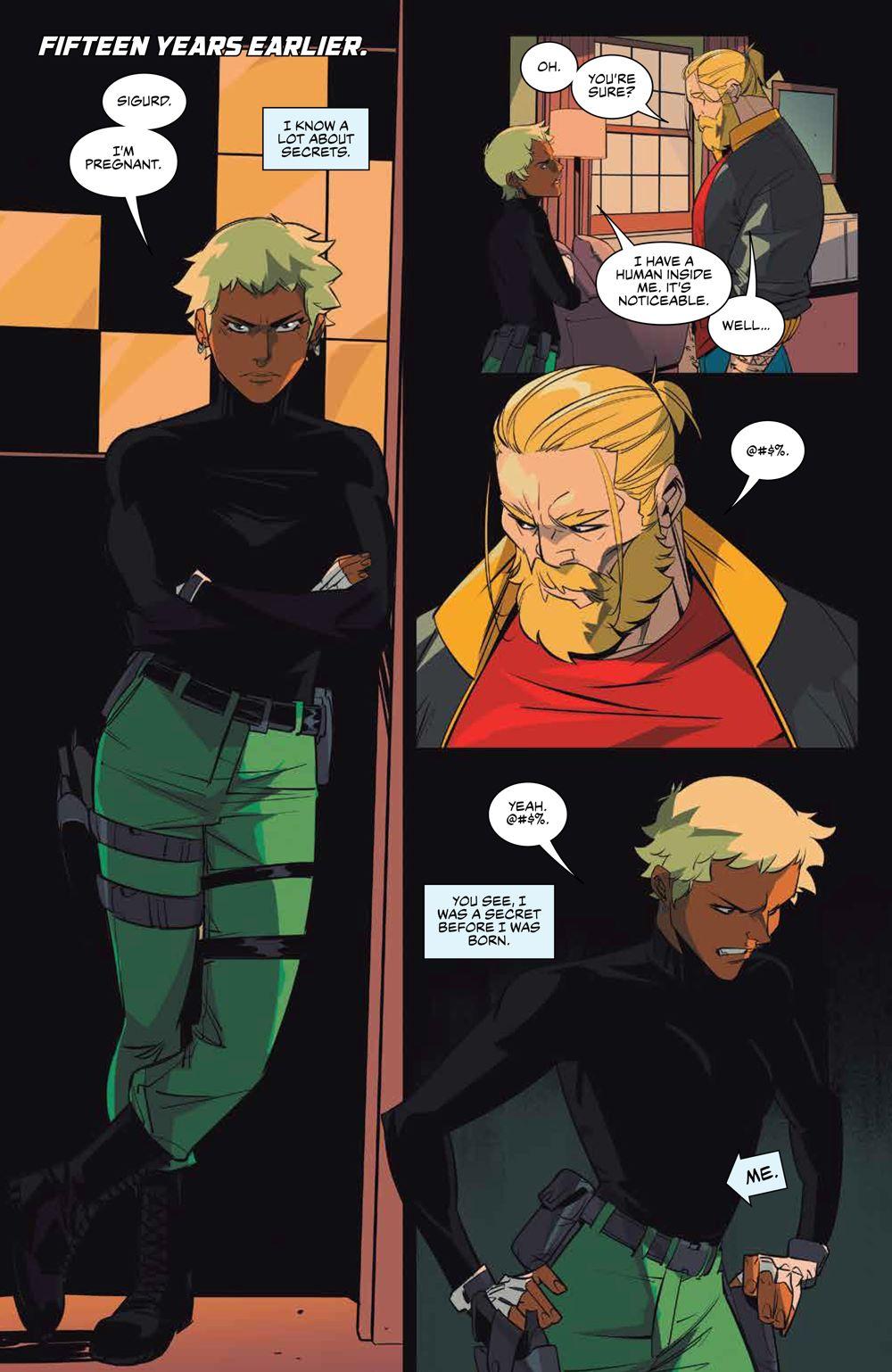 SevenSecrets_v1_SC_PRESS_16 ComicList Previews: SEVEN SECRETS VOLUME 1 TP