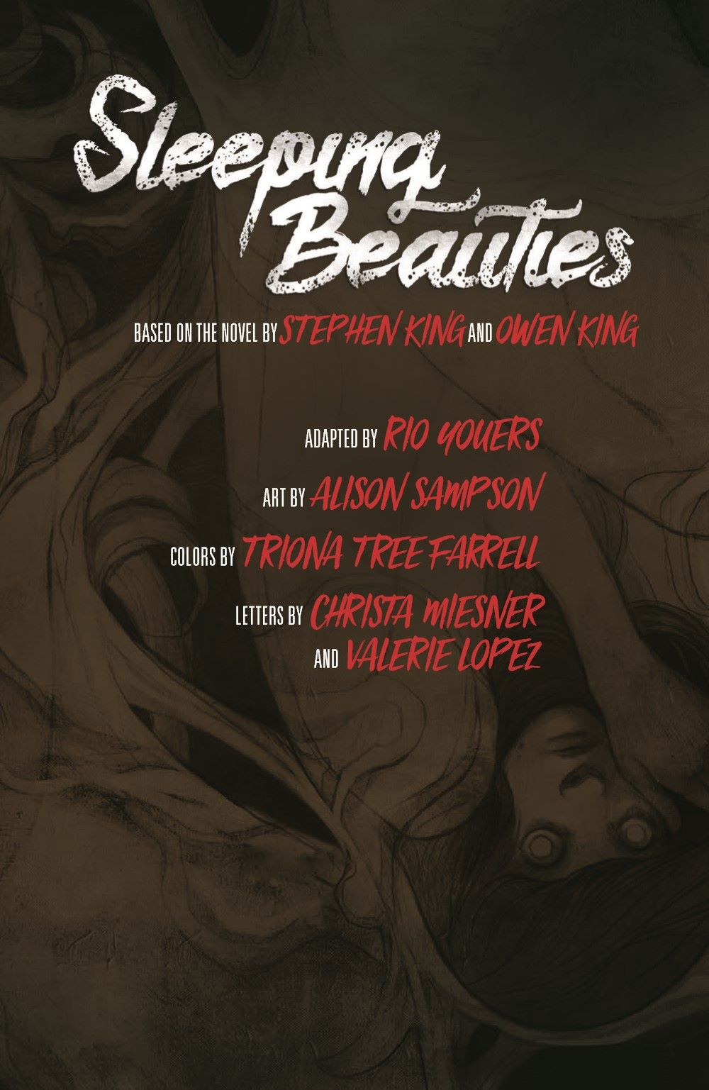 SleepingBeautiesHC_pr-3 ComicList Previews: SLEEPING BEAUTIES VOLUME 1 HC