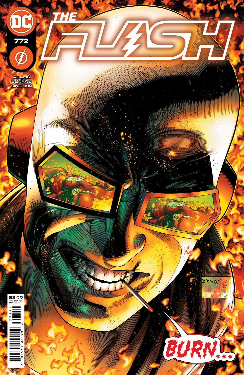 THEFLASH_Cv772 DC Comics July 2021 Solicitations