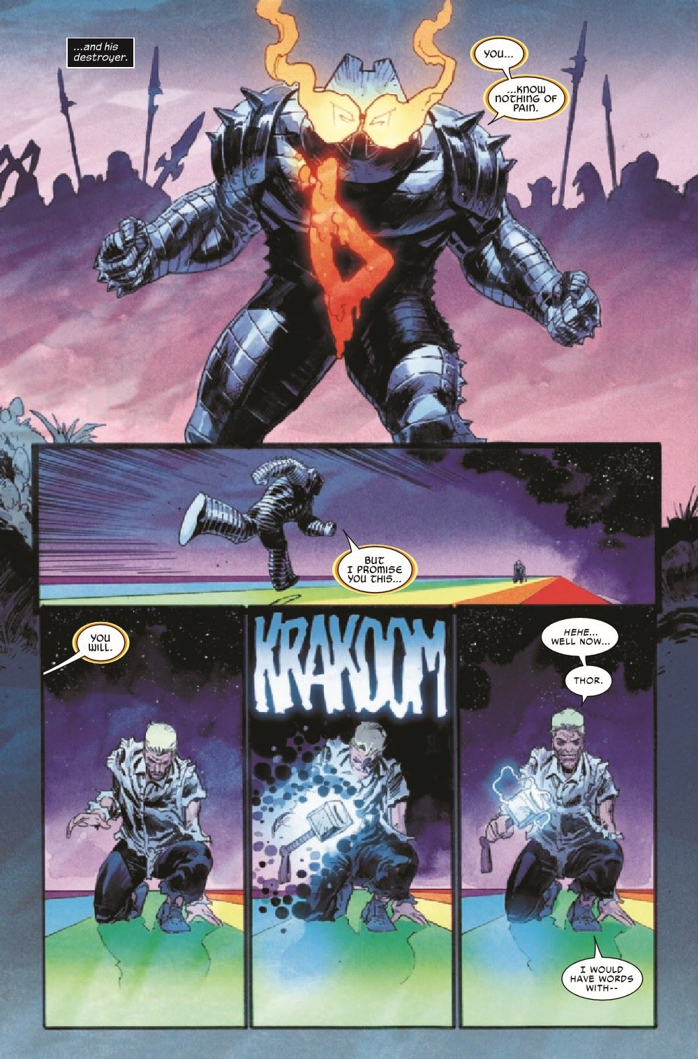 THOR2020014_Preview-5 ComicList Previews: THOR #14