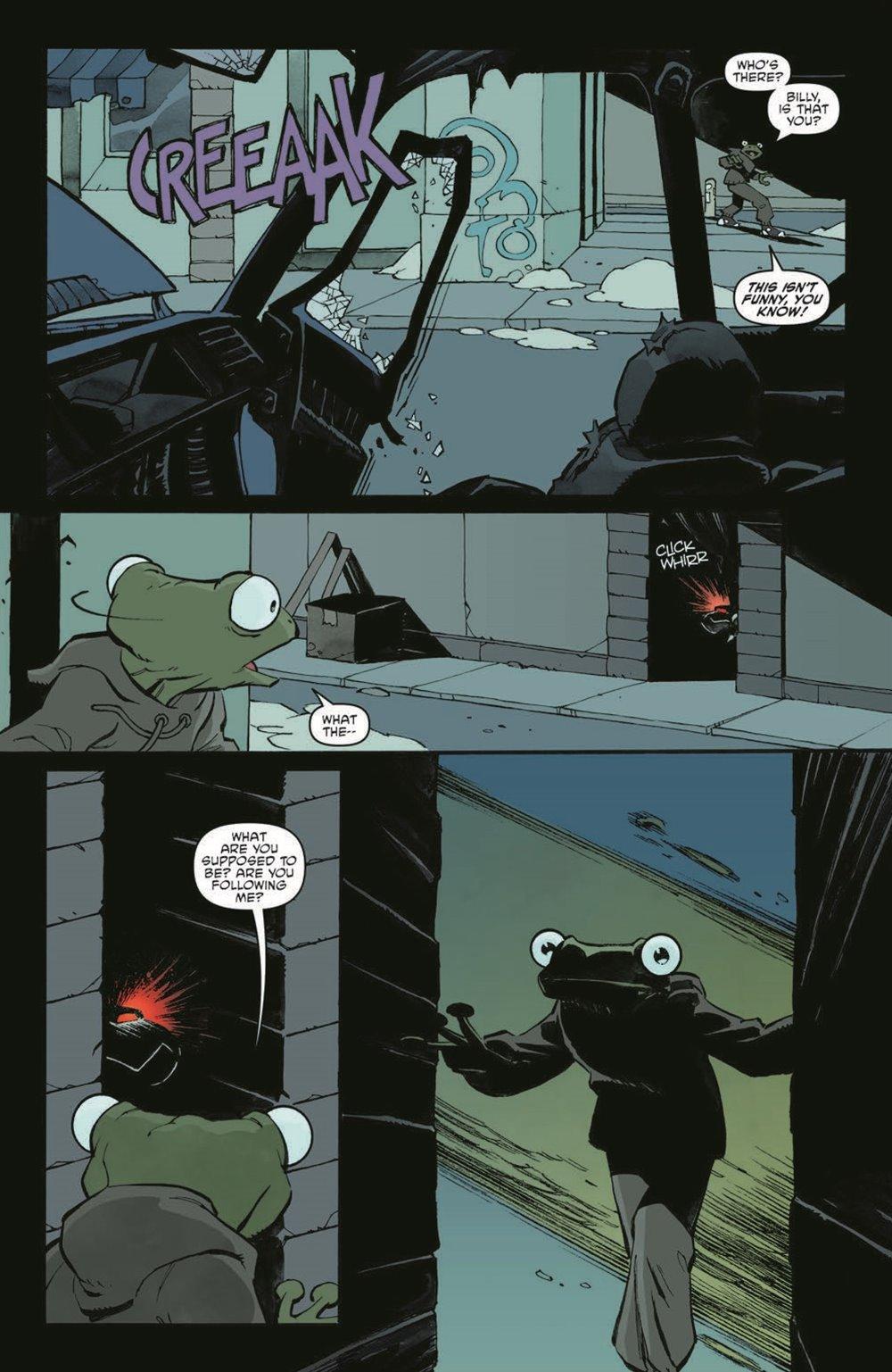 TMNT-Reborn02_pr-5 ComicList Previews: TEENAGE MUTANT NINJA TURTLES REBORN VOLUME 2 LIFE AFTER DEATH TP