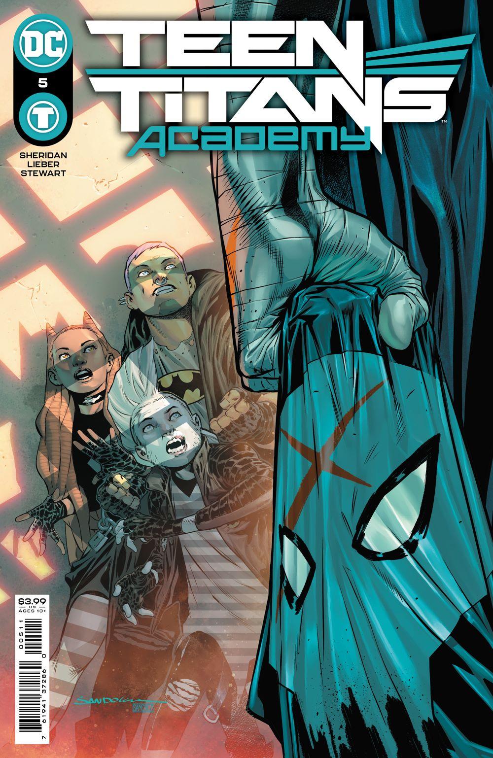 TT_ACADEMY_Cv5 DC Comics July 2021 Solicitations