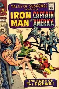 TalesOfSuspence75-201x300 MADAME HYDRA: PRIME CASE FOR SILVER AGE SPEC?