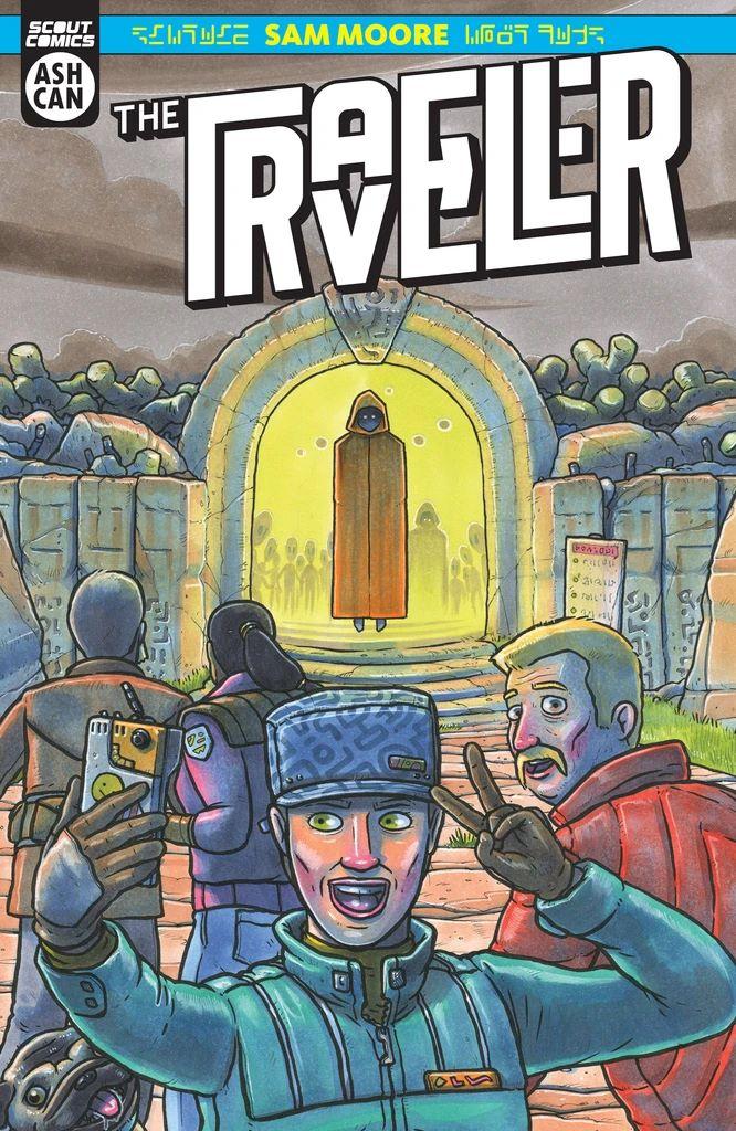 TheTravelerAshcan_1_1024x1024-2 Explore the universe with THE TRAVELER