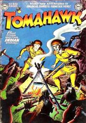 Tomahawk_Vol_1_1-212x300 Great Golden Age Cover Artist - Fred Ray